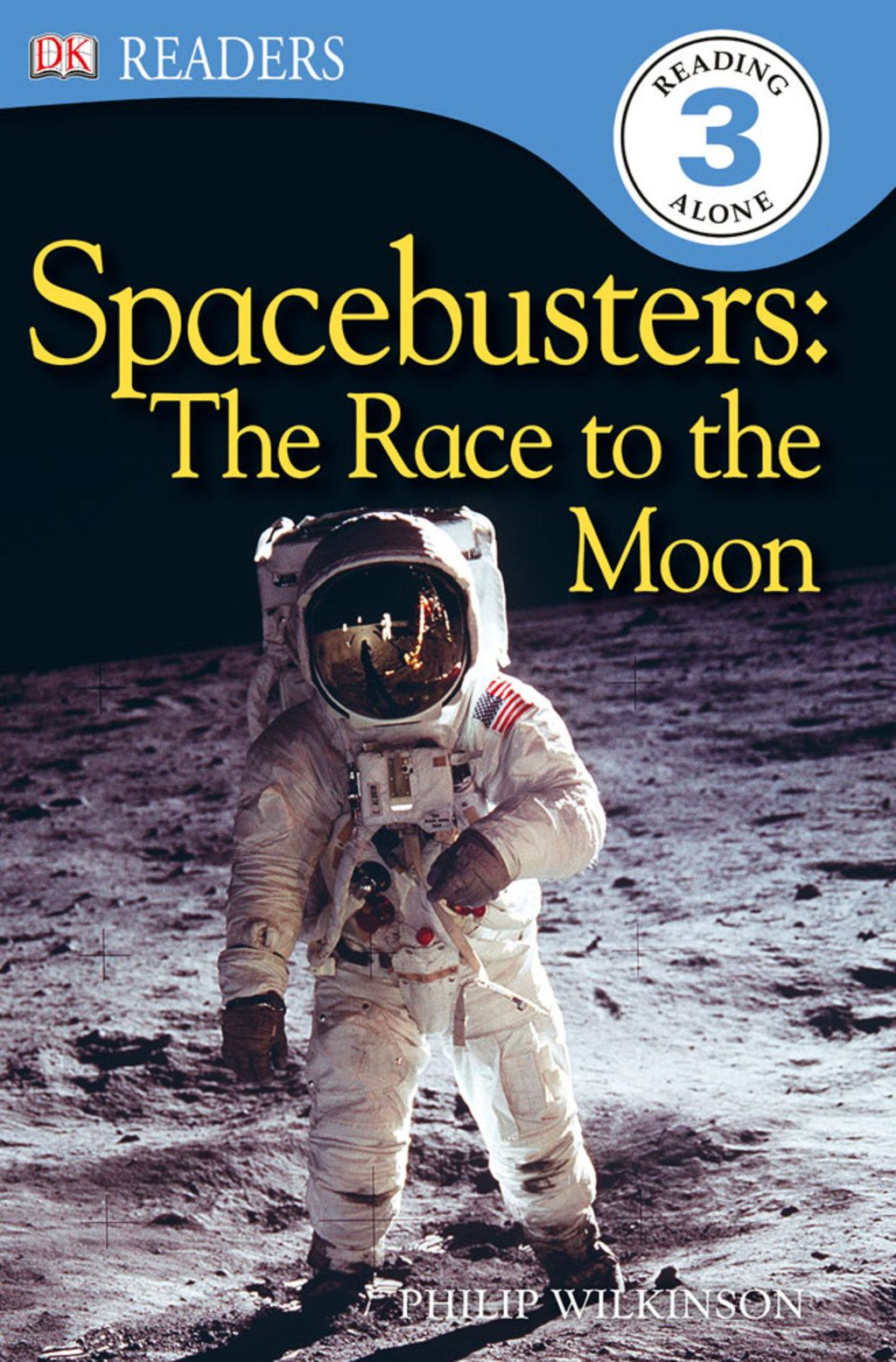 Dk Readers L3 Spacebusters The Race To The Moon Ebook