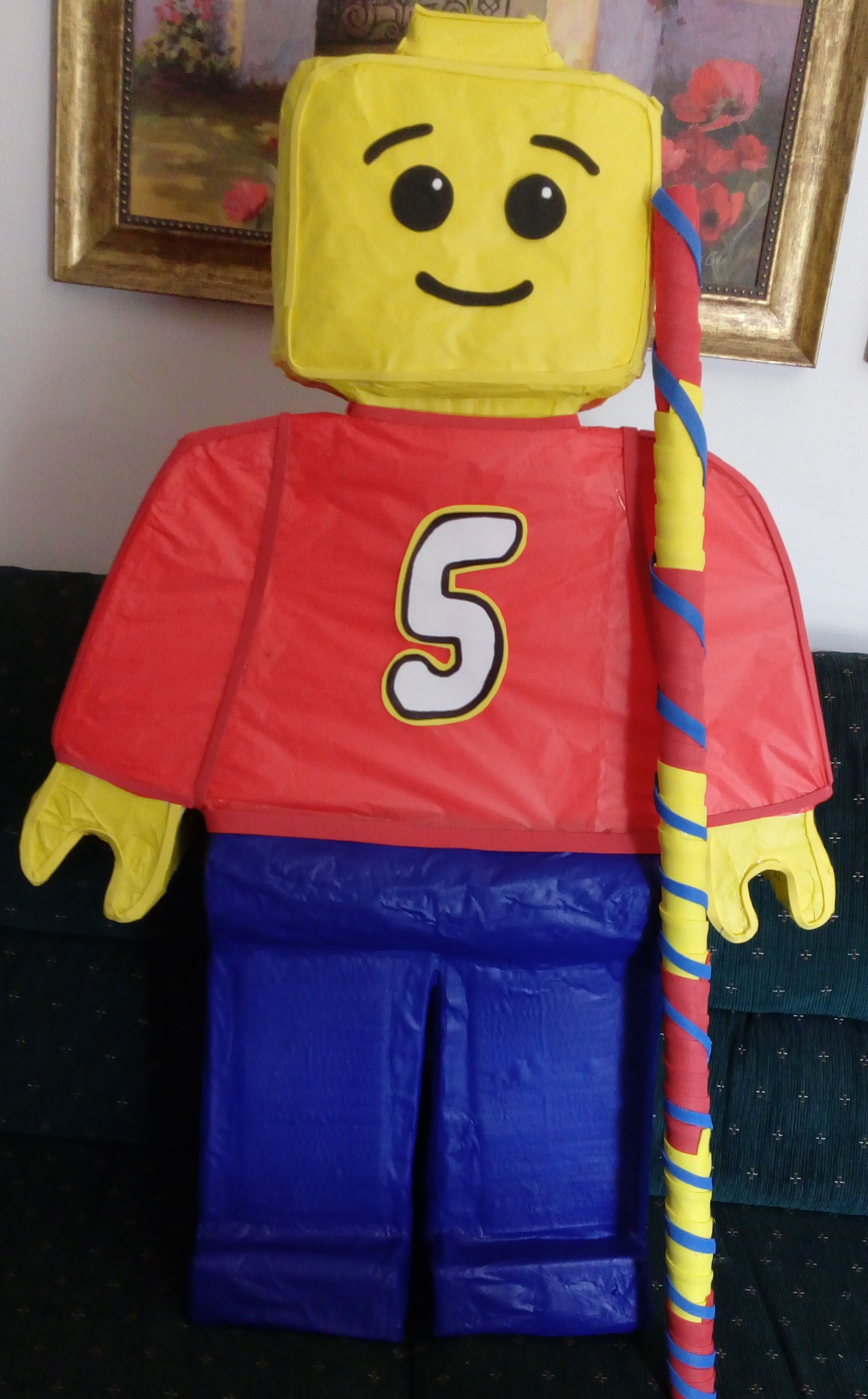 Pi 241 Ata Lego Aidan In 2019 Lego Pinata Lego Birthday
