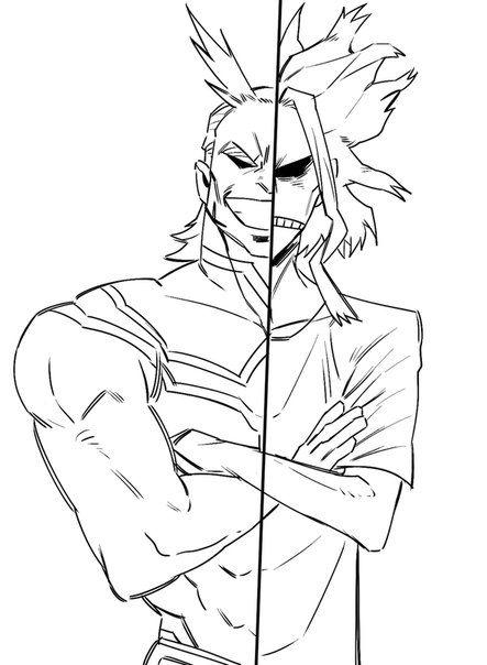 All Might Boku No Hero Academia S Photos Desenhos Preto E Branco Desenhos De Anime Desenho De Inspiracao