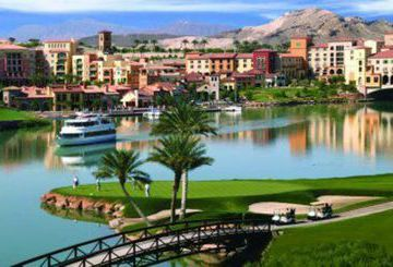 Lake Las Vegas: The Lake Las Vegas is an artificial lake with an area of 320 acres and its surrounding … | Lake las vegas, Las vegas resorts, Las vegas discounts