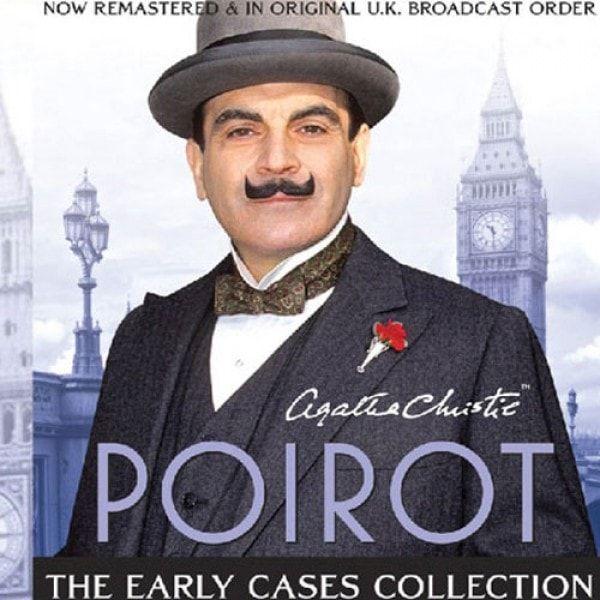 Poirot Buy Dvd Agatha Christie Poirot Dvd Box Set Complete Series Agatha Christie S Poirot Agatha Christie Poirot