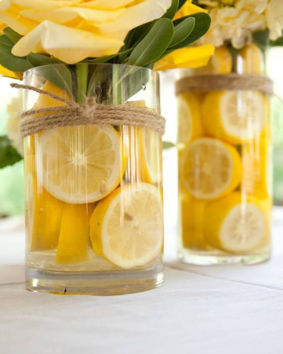 Freshen Up Your Home Interior For The Summer With Bright And Lovely Yellow Accent Decor
