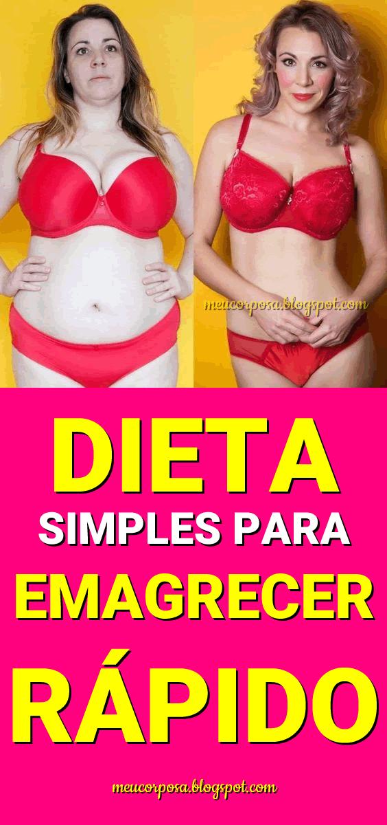 Quer Emagrecer rápido e com saúde? conheça uma dieta simples que vai ajudar você. #emagrecer #perder...