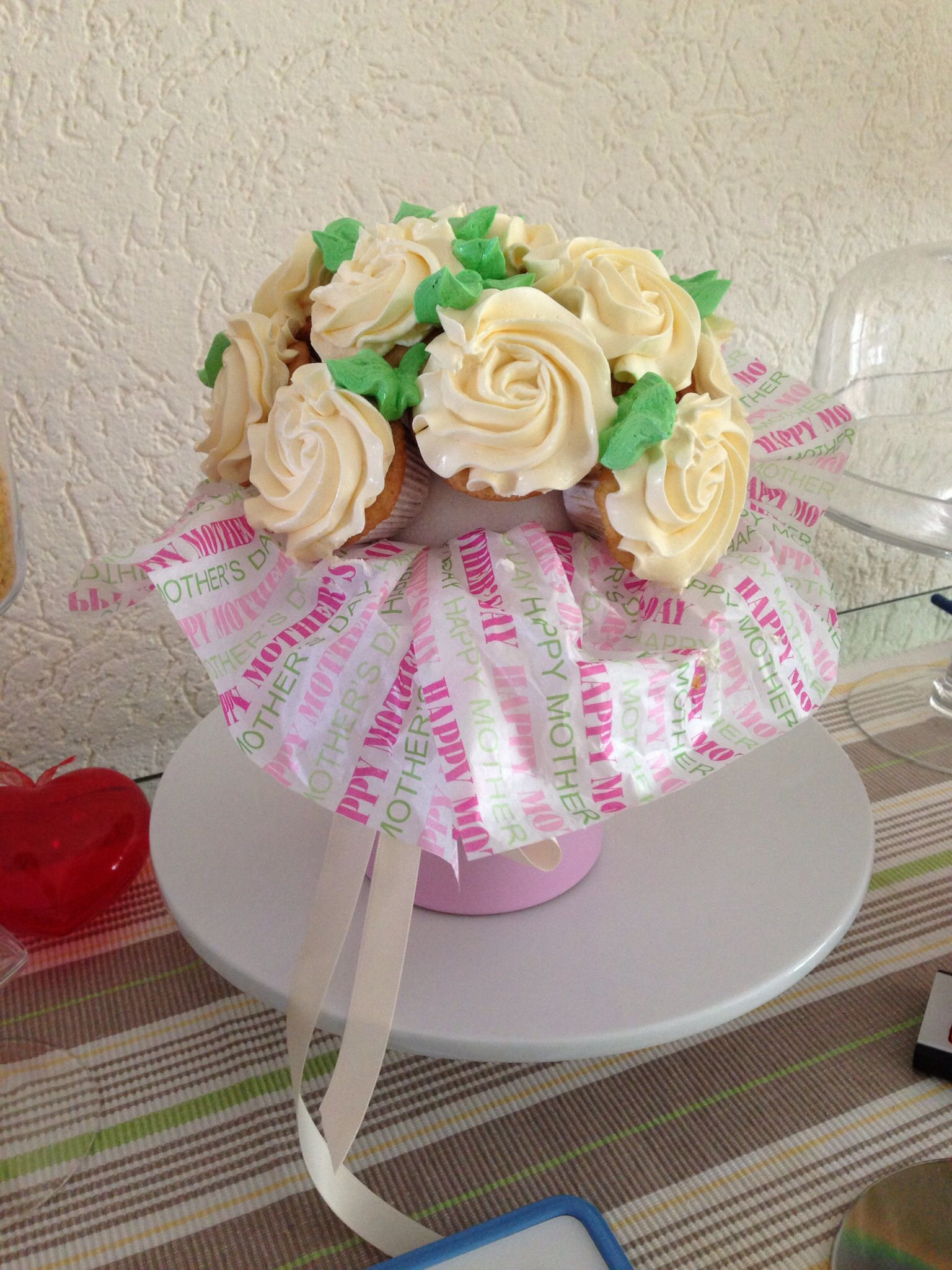 Mothers day cupcake bouquet bouquets mothers day pinterest mothers day cupcake bouquet izmirmasajfo