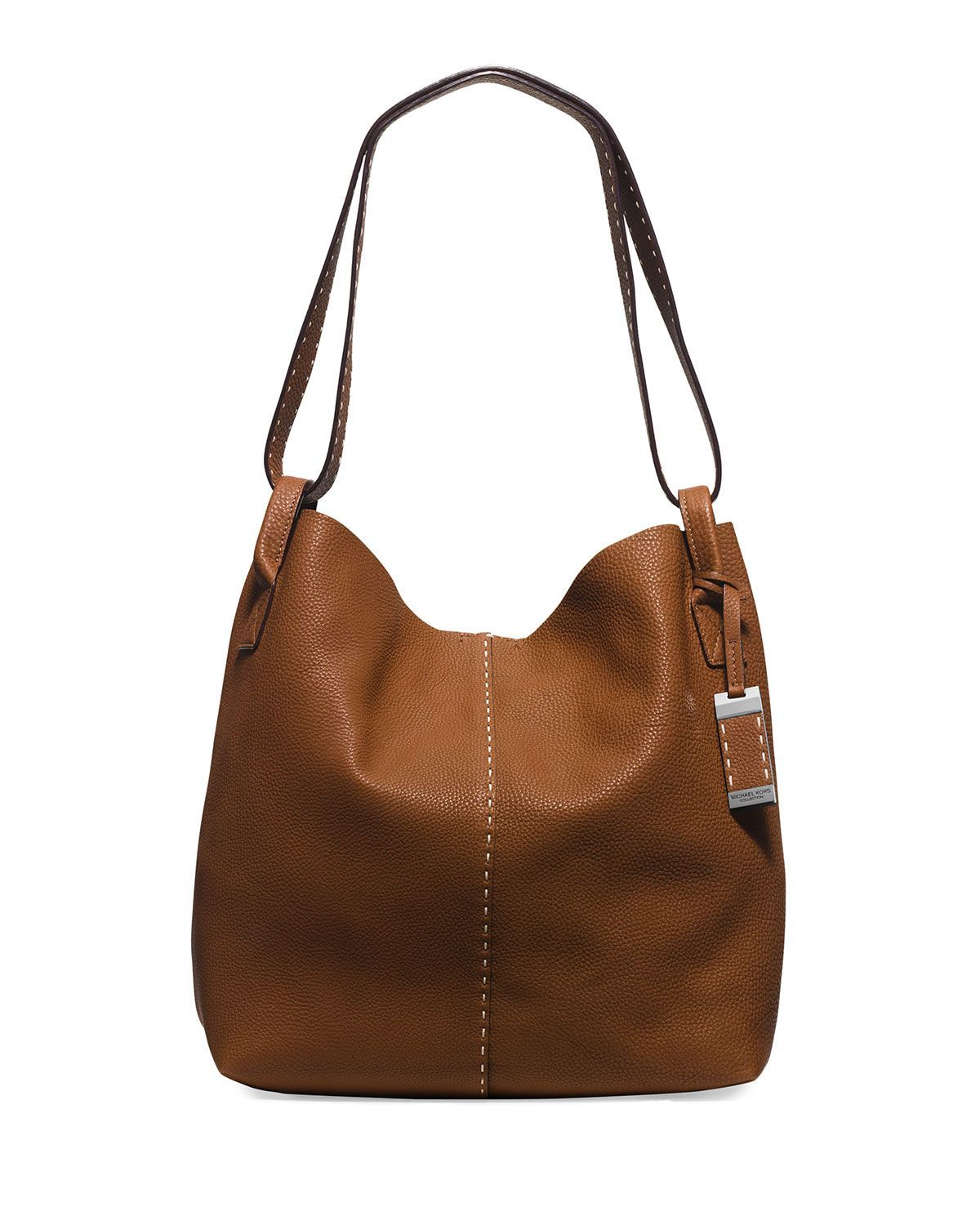 Rogers Large Slouchy Hobo Bag, Luggage, Women's - Michael Kors ...