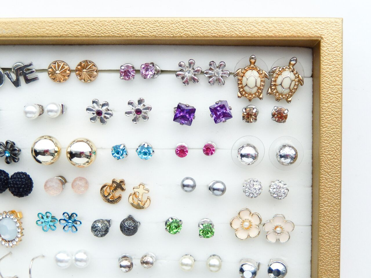 Never Lost Earrings Earring organizer Jewelry holder Jewelry