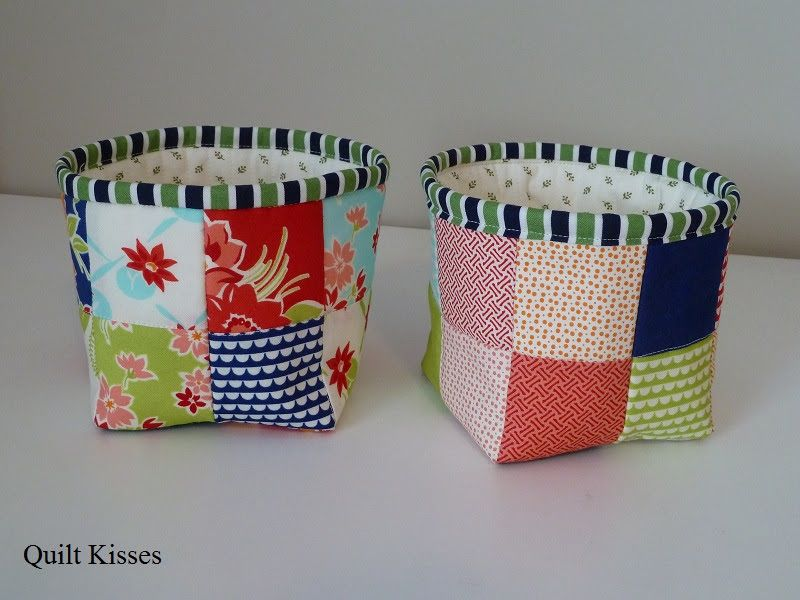 I have been given a couple Moda Candy packs and didn't know what to do with them. So I put them with my scraps and forgot about them. I...
