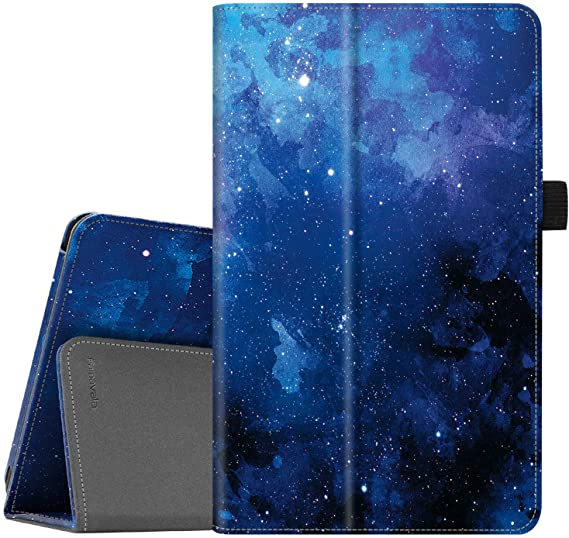 Amazon Com Famavala Folio Case Cover Compatible With 7 Amazon Kindle Fire 7 Tablet 9th Generation 2019 Release Amazon Kindle Fire Kindle Case Amazon Kindle
