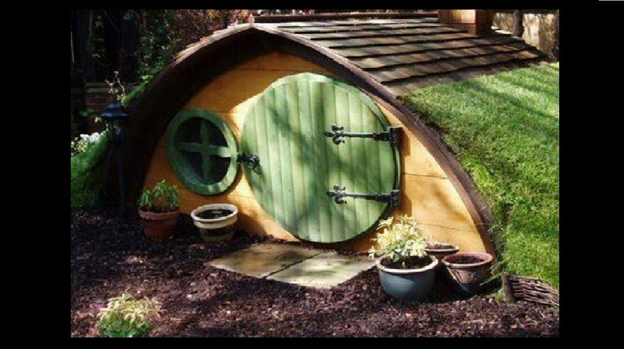 Pinterest 10 Modelos De Casas Soñadas Para Perros Casas De Juego Hobbit House Ideas De Jardinería