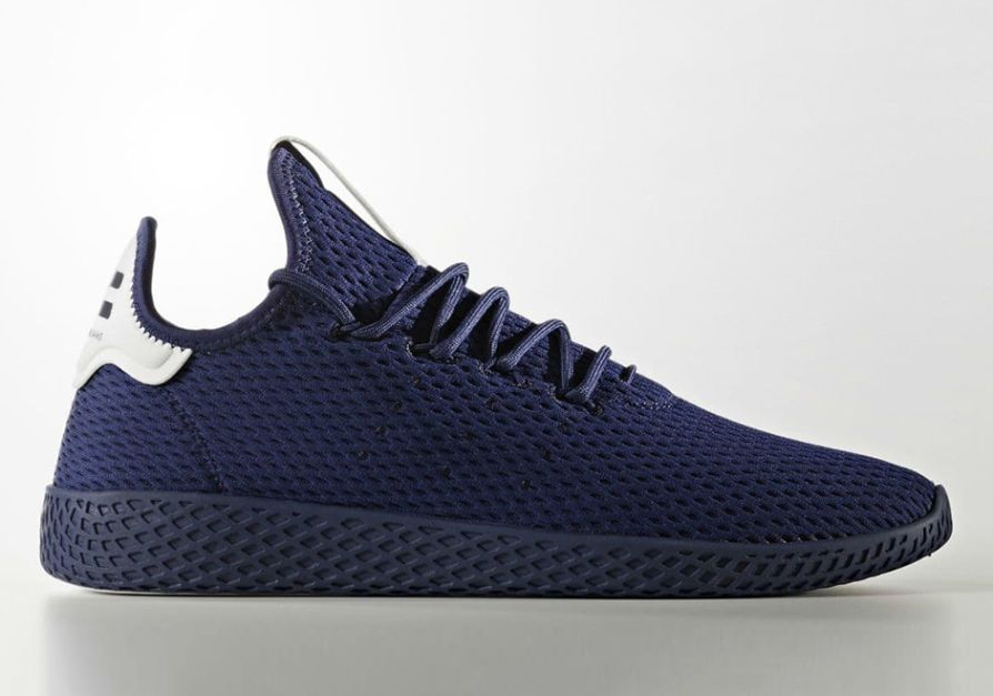 Adidas Originals Previews Four New Colorways Of Pharrell Williams Tennis Hu Toms Shoes For Men Sneakers Adidas Pharrell Williams