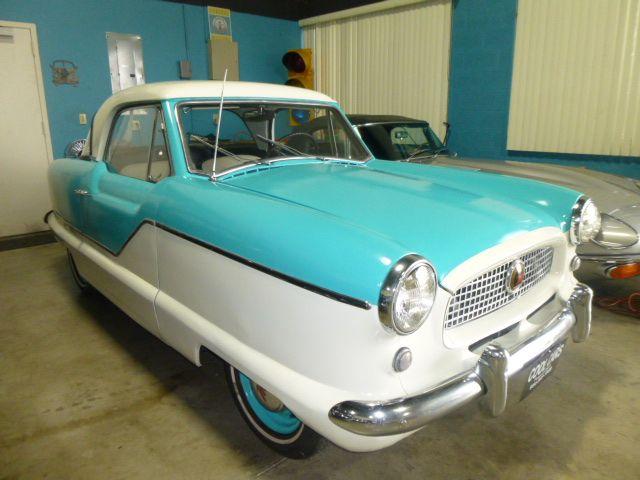 Nash Metropolitan Vehicles Pinterest Cars And Vehicle - Pompano classic cars