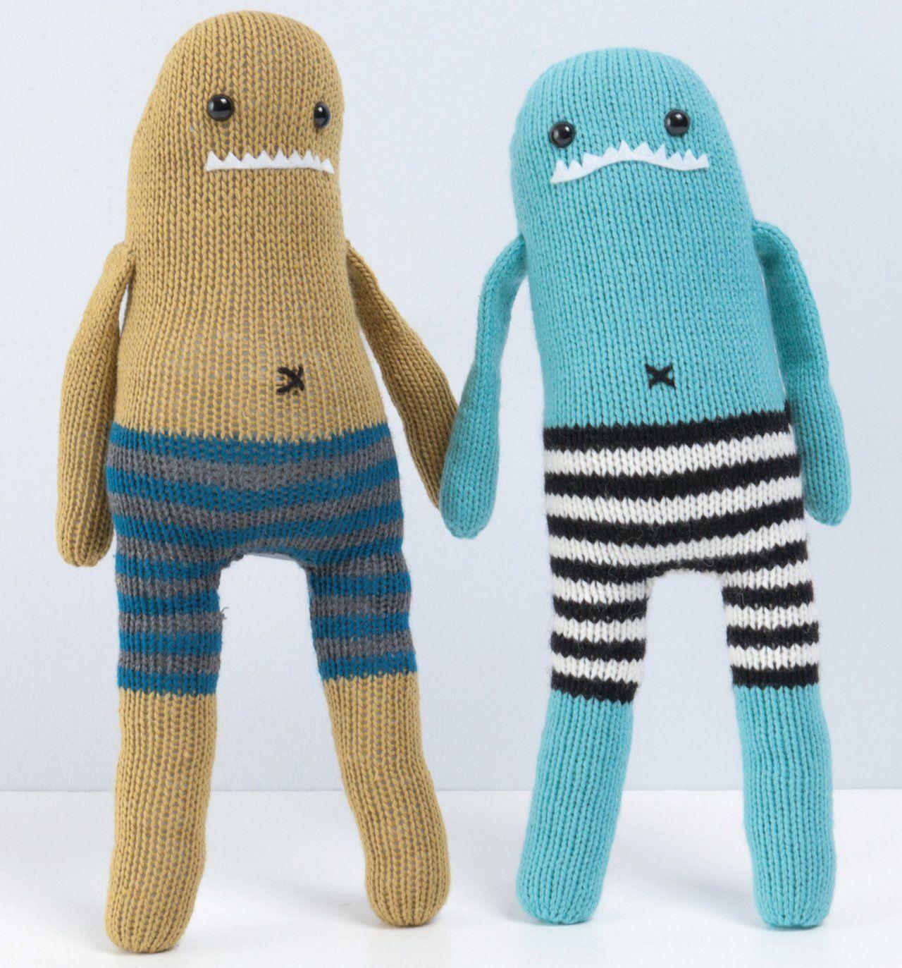 Knit a Monster Nursery: