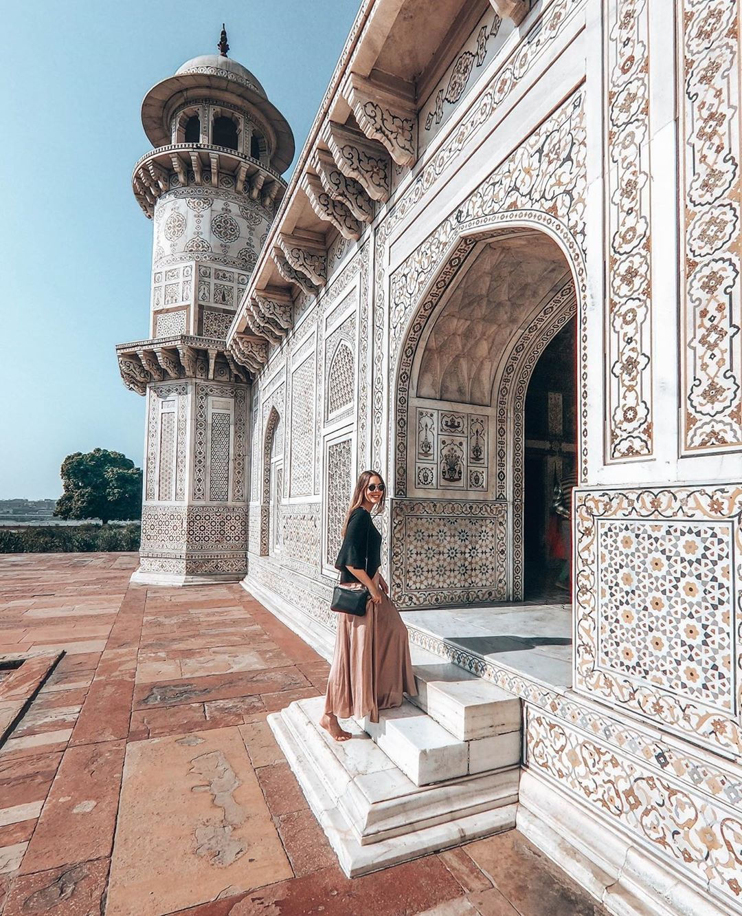 A lot of travellers come to Agra to visit the magical and ...