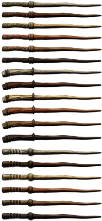 Behind The Scenes How The Wands Were Made Wizarding World Wands Magic Wand Harry Potter Wand
