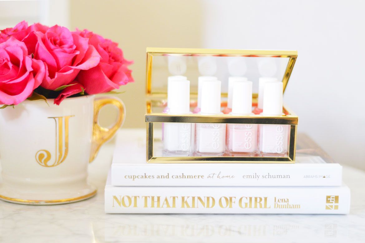 New Post: My Essie Polish Collection