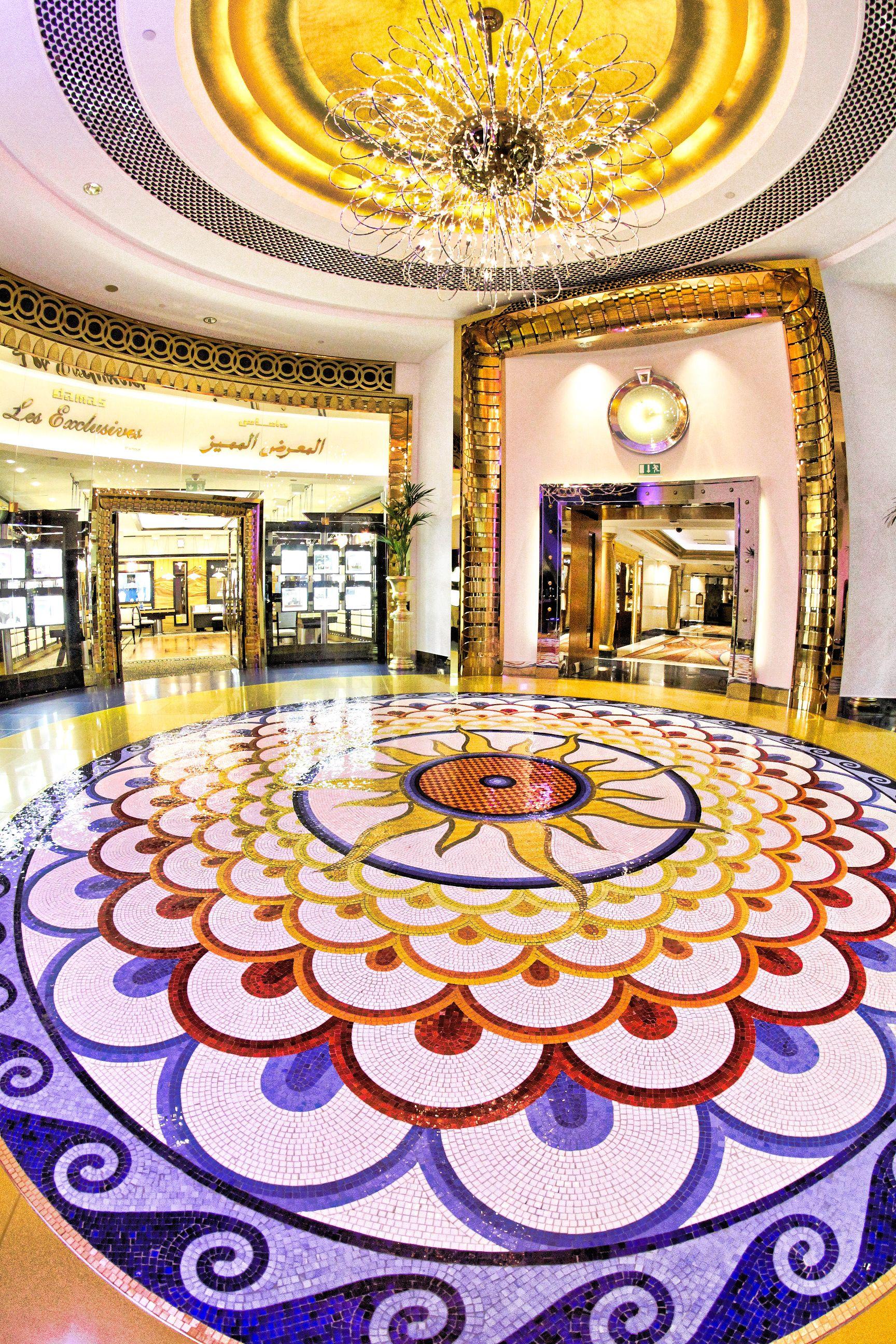Burj Al Arab Hotel - World's only 7 Star Hotel - - Dubai ...