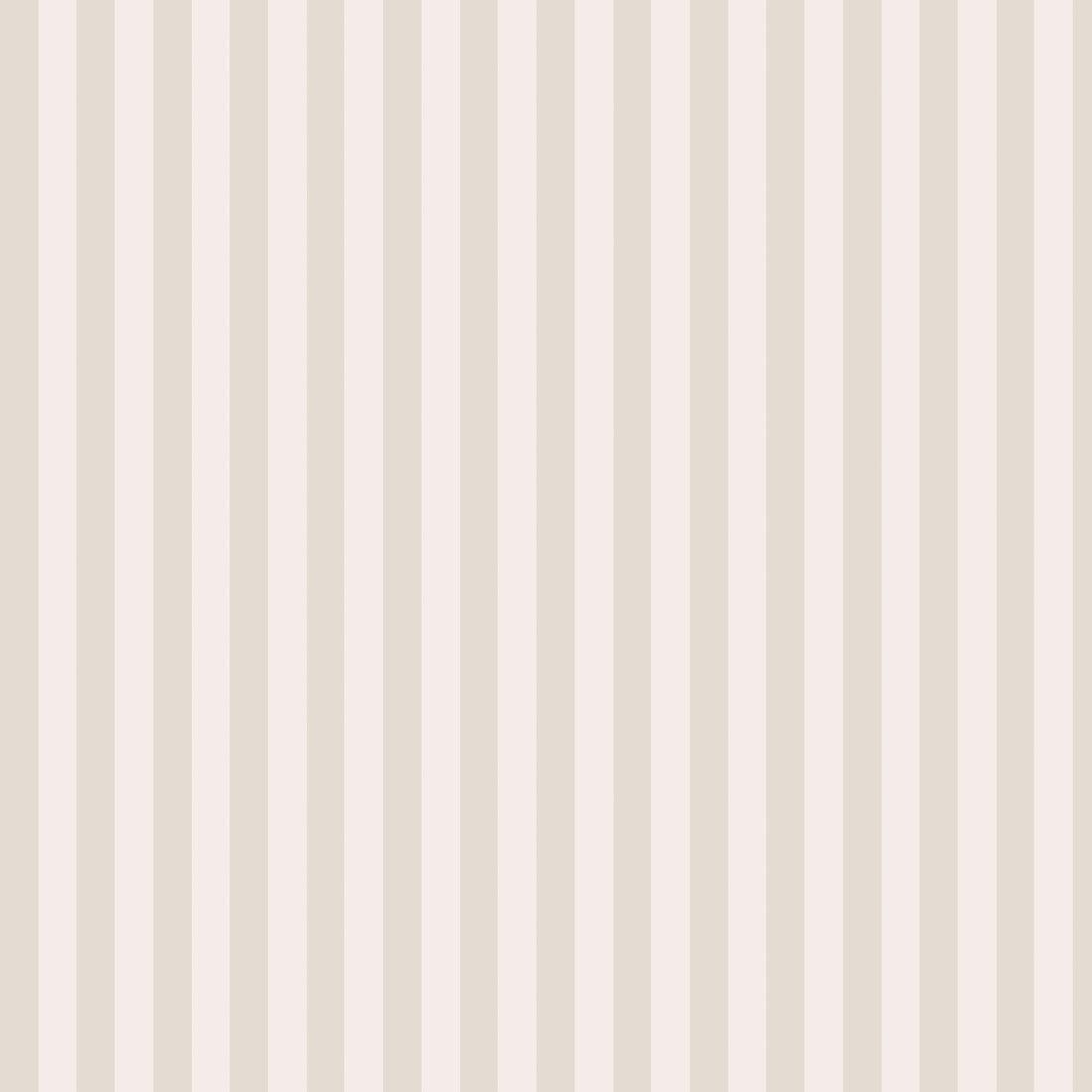 Papel De Parede Listrado Em Nude E Rosa Claro Papel De Parede  ~ Tecido Para Parede De Quarto E Quarto Com Listras Rosa