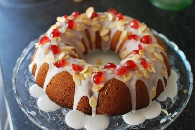 #GBBO 2014 Eps-1 Technical Challenge – Cherry Bunt Cake ...