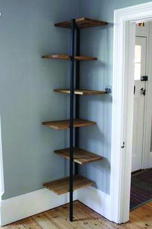 Marvelous Corner Shelves Cream To Inspire You Shelves Corner Shelving Unit Corner Shelves