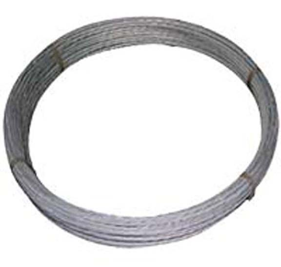 3 16 X 50 Ft 7x19 Galvanized Aircraft Cable Stainless Steel Cable Galvanized Boat Lift