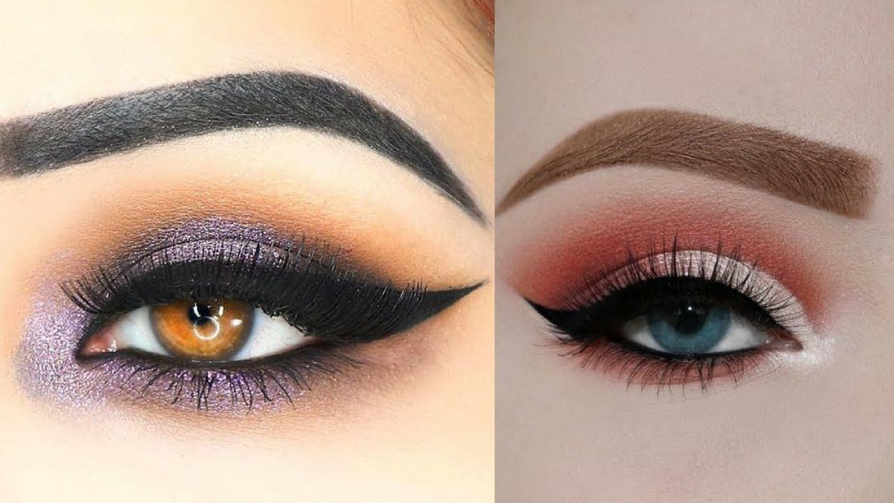 Easy And Beautiful Eye Makeup Tutorial Compilation Videos 6