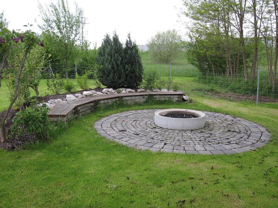 feuerstelle anlegen | grillforum und bbq - www.grillsportverein.de, Garten und Bauten