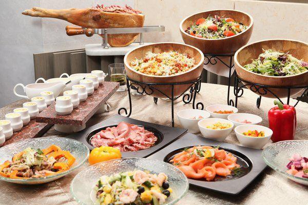 How to arrange appetizer buffet table ideas buffet pinterest how to arrange appetizer buffet table ideas watchthetrailerfo