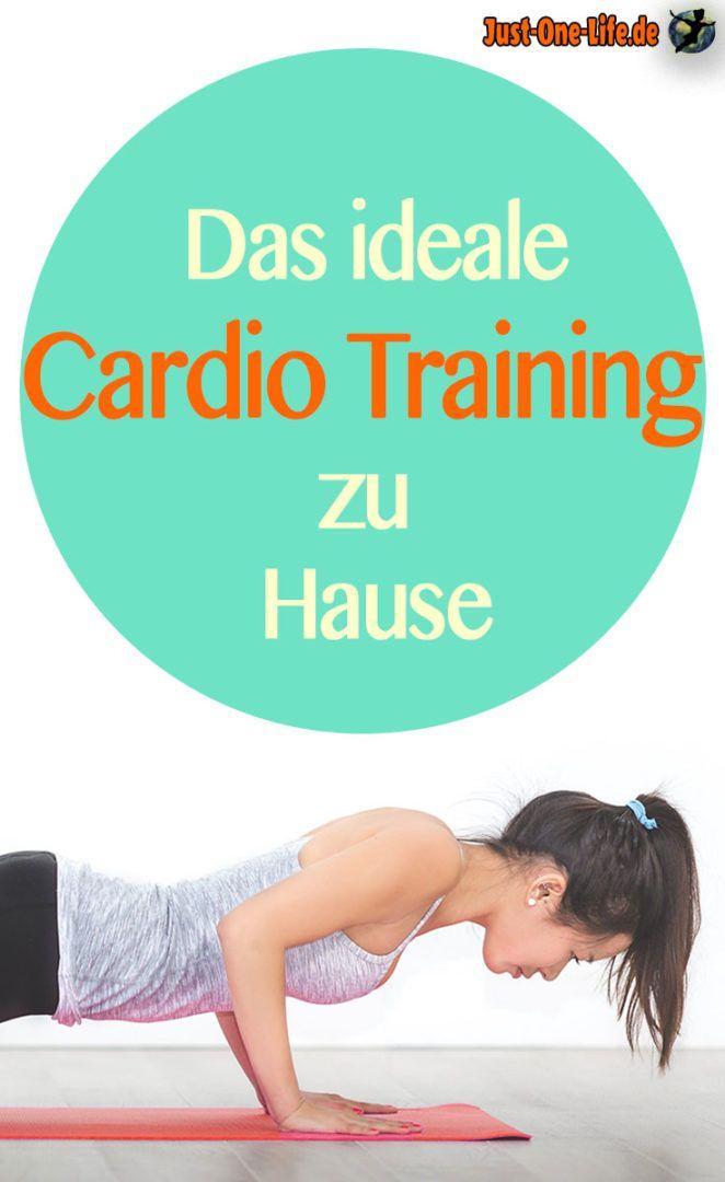 das ideale cardio training zu hause bungen ern hrung und fitness. Black Bedroom Furniture Sets. Home Design Ideas