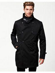 poe jacket -black