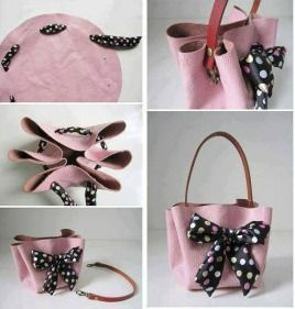 Tutorial How To Make Stylish Hand Bag Step By Step Diy Tutorial