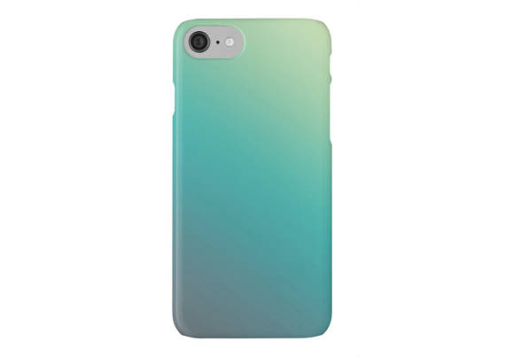 Faience, iphone case, iPad case, iPhone 7 plus case, Samsung Note4 case, Ombre, Blue Green, Basic life, Minimal, Protective case, snap case