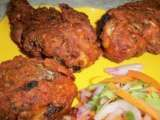 Recipe South indian chicken fry