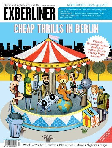 Summer double issue: Cheap thrills in Berlin, summer deals, Berliners on the breadline, Berlin's tennis revival, Greek-bashing, Mein Kampf interview, and much more...