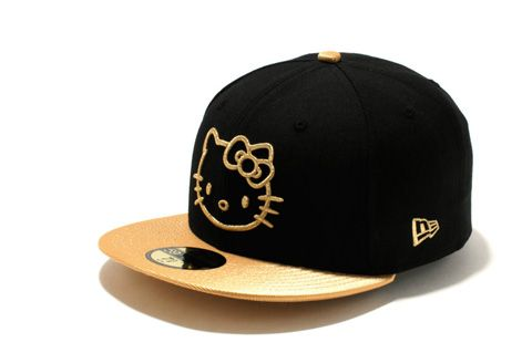 ee412e837ff Hello Kitty x New Era 59FIFTY Fitted Caps