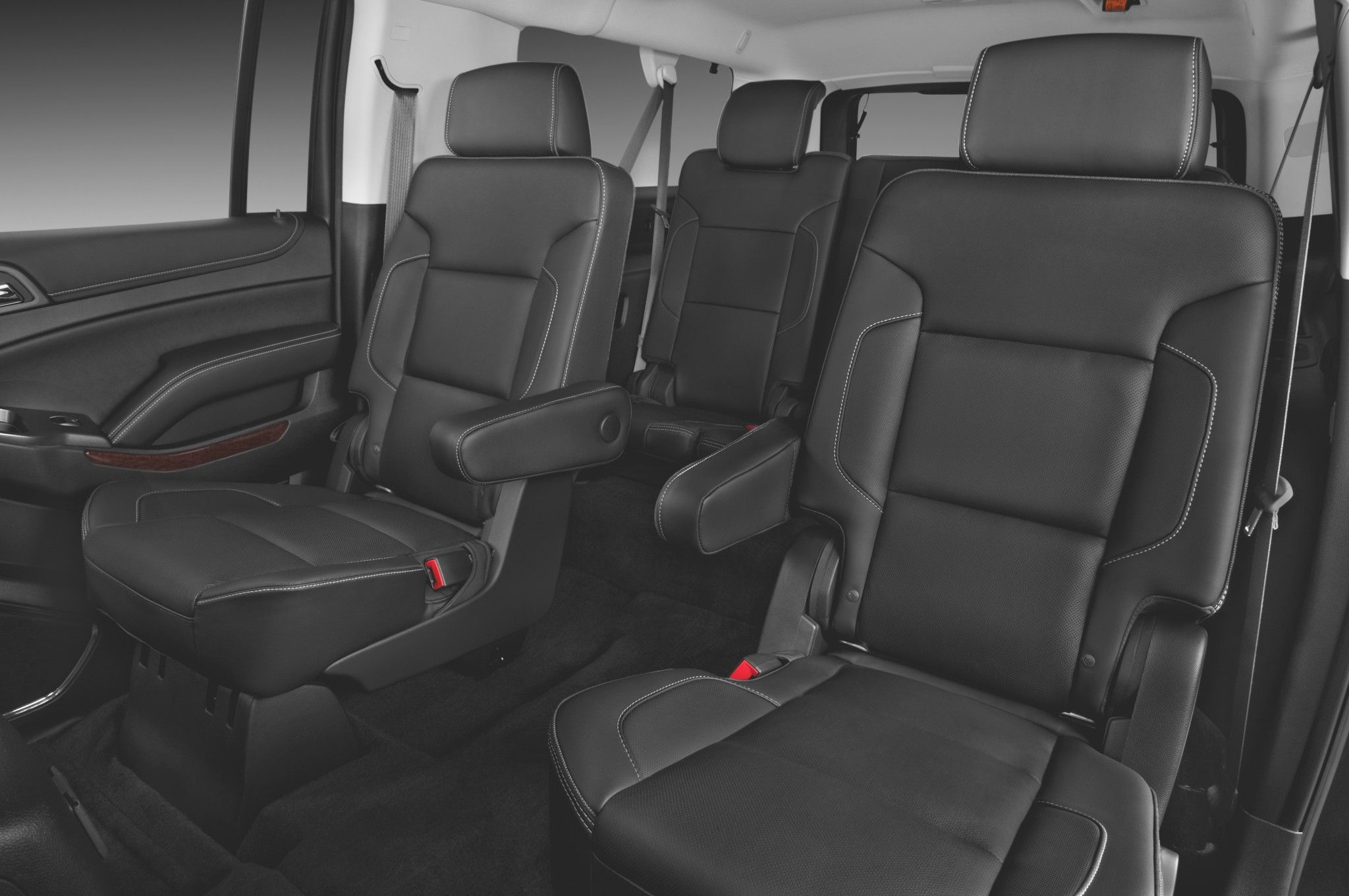 Captain Chairs Suv Wedding Chair Covers Cheap Suvs With Captains Best And Third Row Gmc