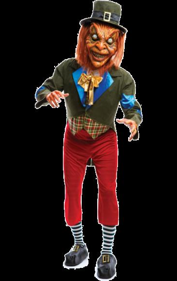 Adult Leprechaun Movie Halloween Costume Creeepyy Filmtastic