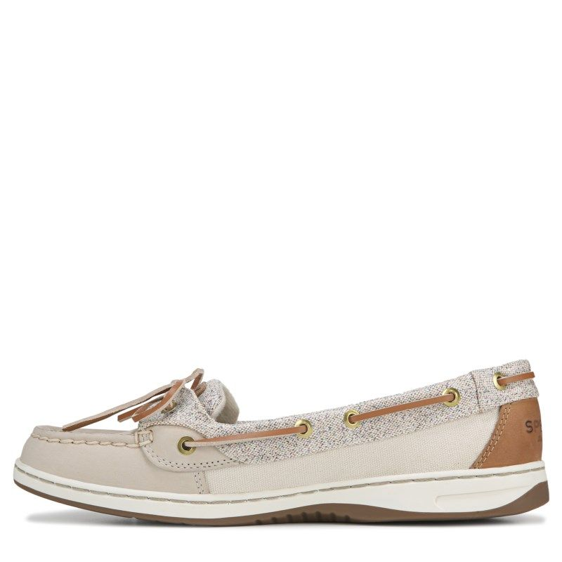 bc9806487852 Sperry Women s Angelfish Boat Shoes (Oat Confetti) in 2019 ...