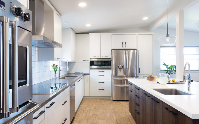 Family And Friends Come Together In This Renovated Aiea Kitchen