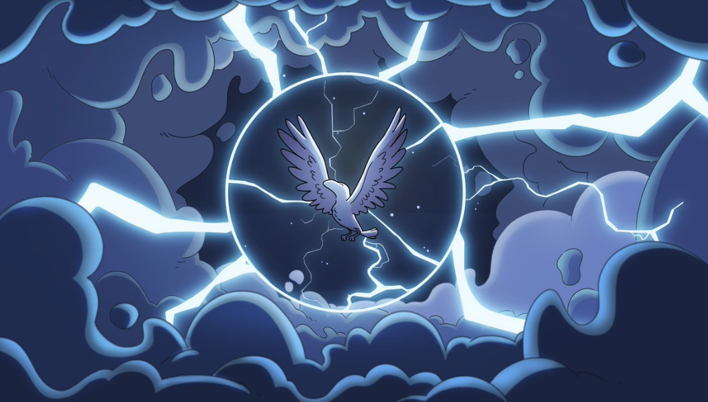 Thunderbird from the graphic novel and Netflix series