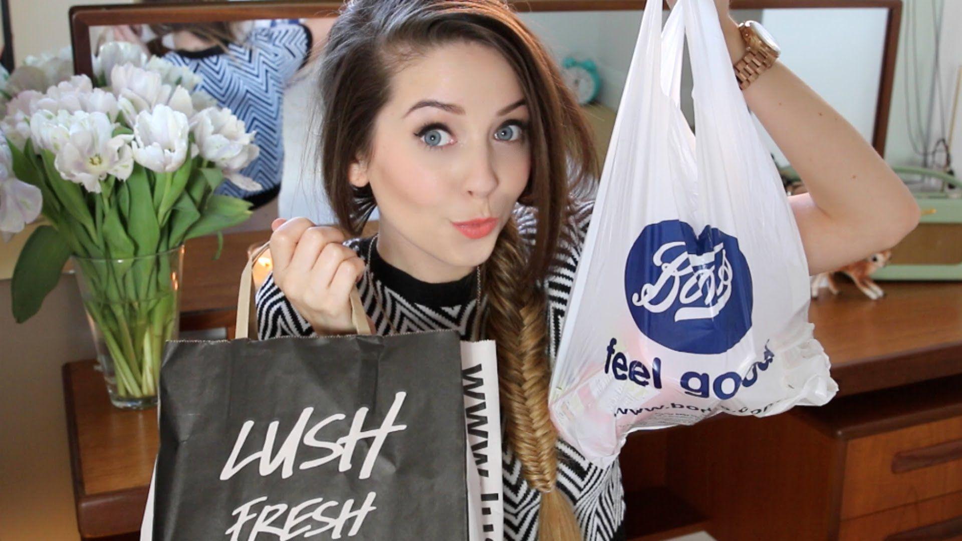 HUGE Beauty & Cosmetics Haul | Zoella (+playlist)