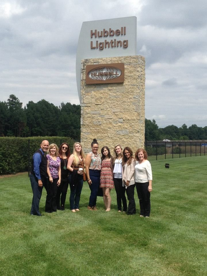 Inds Students And Faculty Traveled To Greenville Sc Tour