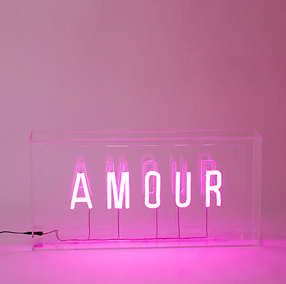 Neon Pink Aesthetic Quotes