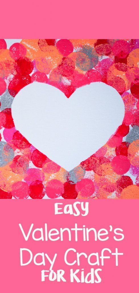 Easy Valentine Craft for Kids of All Ages images