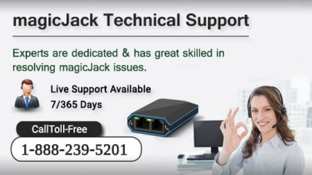 Magicjack Technical Support Number 18337833300