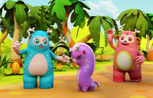 3D Characters by Teodoru Badiu