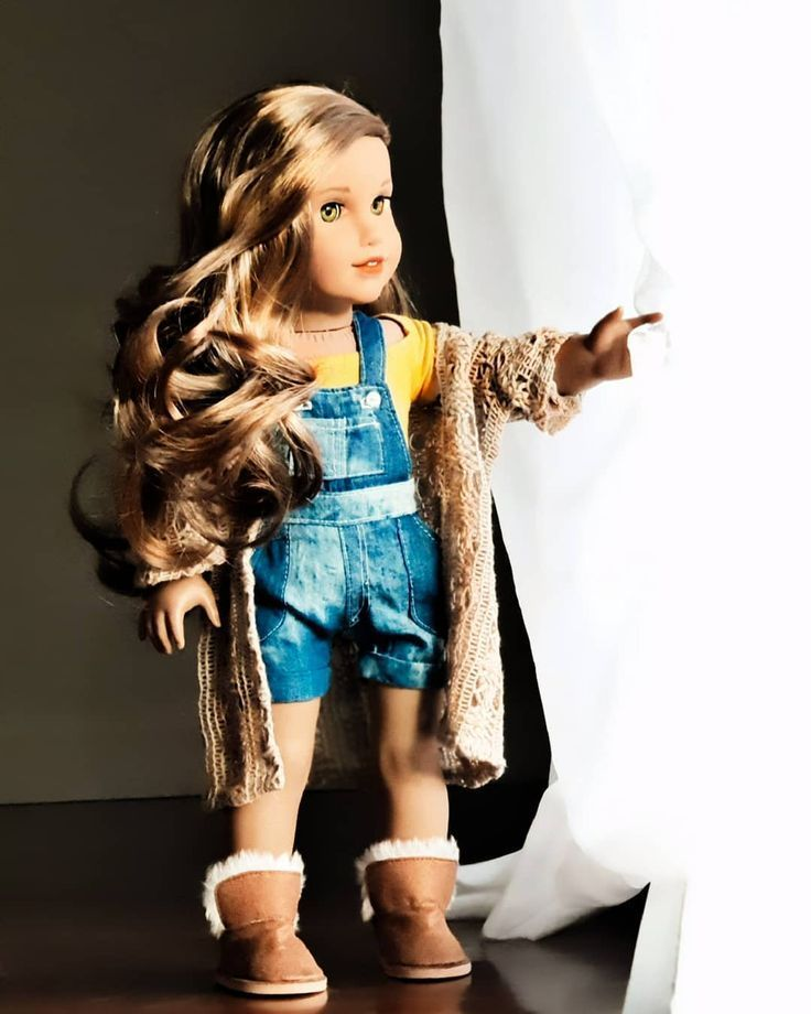 Pixie Faire Liberty Jane Starlight Gala Doll Clothes Pattern for 18 inch American Girl Dolls - PDF #americangirldollcrafts