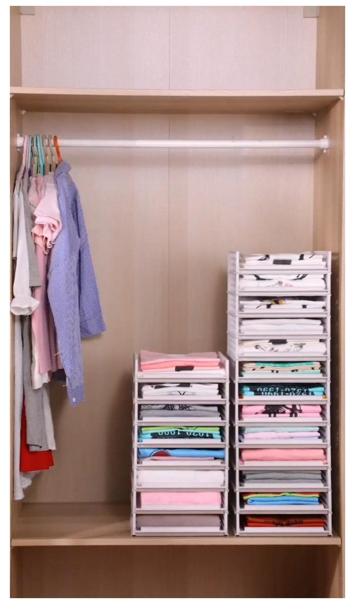 how to organize your wardrobe teens