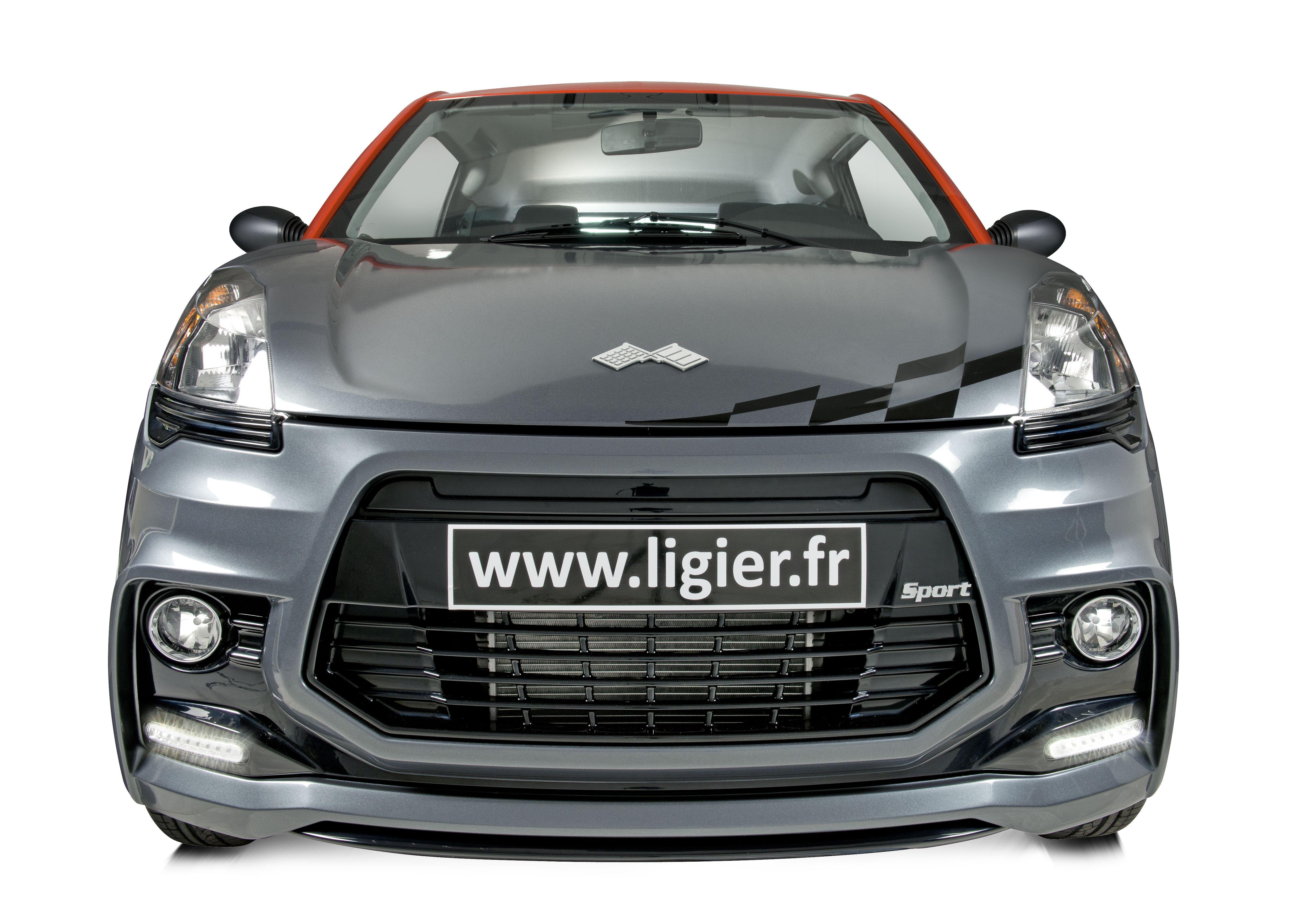 Pin En Ligier Group España