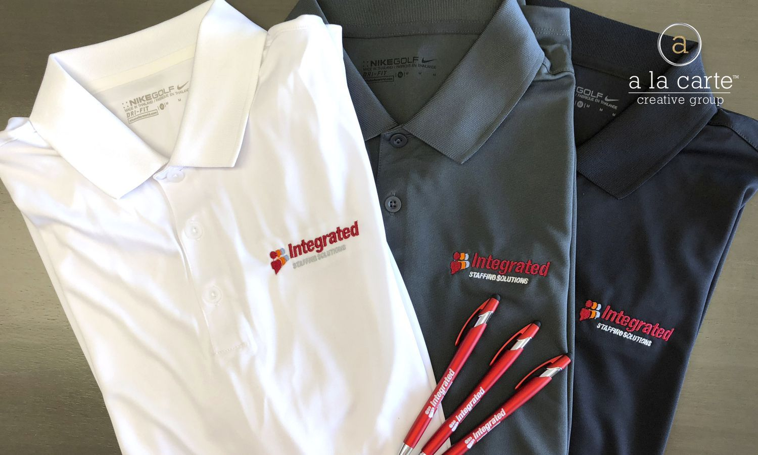 Integrated Staffing Solutions Knows Promoting Their Brand Is