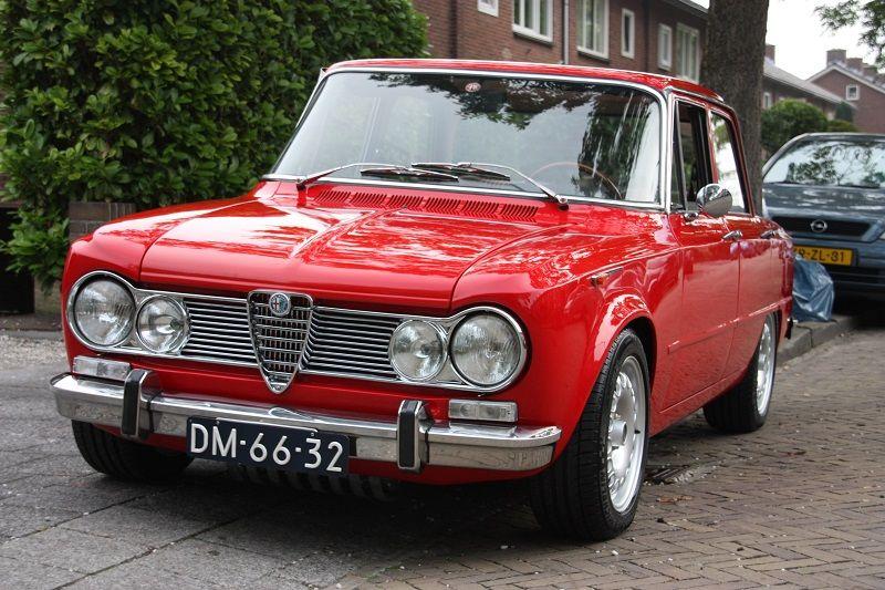 Alfa Romeo Giulia Twinspark Alfa romeo giulia, Alfa